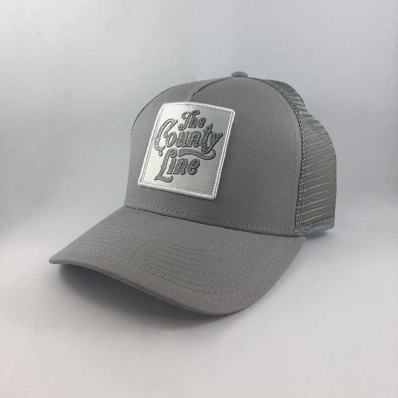 Grey - Trucker Hat