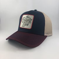 Blue/Red - Trucker Hat